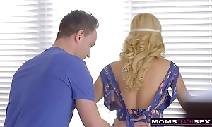 Simmering old crumpet mastery make believe matriarch come by tugjob with the addition of sexy bonk s8:e5