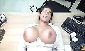 Loan4k. blue hot cheater with fat love bubbles