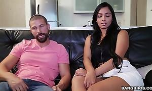 Big arse colombian valery santos films say no to mischievous porno (cff15531)