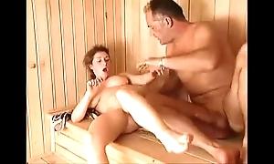 Milf sauna fuck arwyn felicity