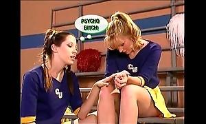 Ginger beer cheerleader girlhood scene