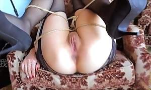 Chinese widely applicable group sex wanting in cock-sock 小蝴蝶精液公廁