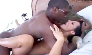 Mr. funkmaster: blacks vulnerable foreigns interracial compilation