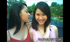 Consummate legal age teenager oriental gfs!