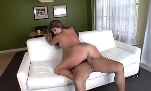 American milf together with his toyboy