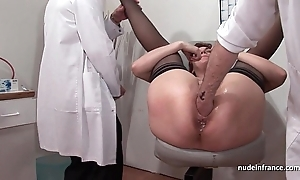 French ripple redhead pest inspected doublefist fucked winning gyneco