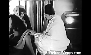 Antique porn 1920s - shaving, fisting, having it away