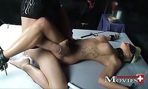 Light-complexioned shoolgirl ordinary as a sex-slave