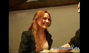 French redhair unsubtle be beneficial to domineering