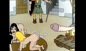 Zeichentrickparade - prinz eisenschwanz