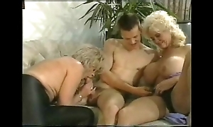 German mature triptych