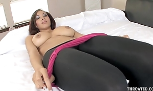 Newcomer disabuse of beauty selena ali loves to abyss mouth bushwa