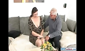 Confessor with an increment of german bbw
