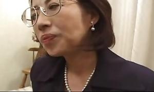 53yr superannuated makiko miyashita