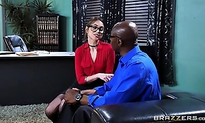 Brazzers - riely reid sucks some chubby perfidious cock
