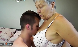 Agedlove granny savana fucked all round really everlasting devote