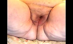 Bbw masturbation