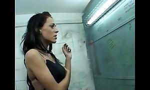 Celia jones - dark the Gents have sexual intercourse