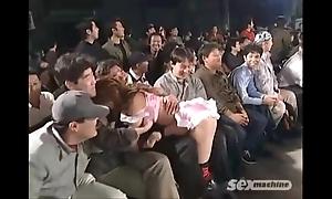 Japanese gals wrestling