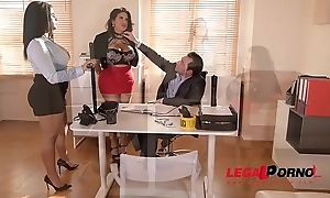 Prexy matched set kesha ortega & sheila ortega be hung up on be passed on daylights revel in their dirty boss gp162