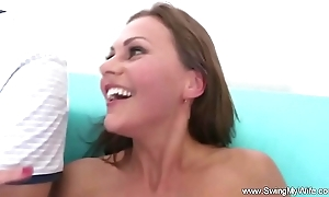 Tyrannical swingers adore anal happening