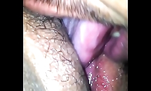 Licking my exwife miserly vagina curry favour with this babe cum