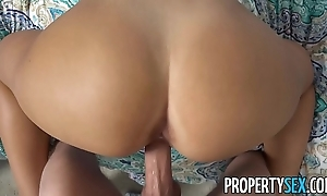 Propertysex - hot curvy comme ‡a lemon be beneficial to smokin' bonks roommate